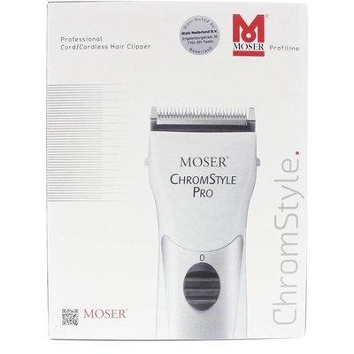 Moser Chromestyle Pro white