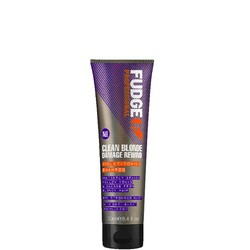 Fudge Clean Blonde Damage Rewind Toning-Violet Shampoo 50ml
