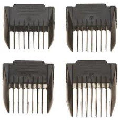 Tondeo Combs Eco Black M / Tribal Set 3258