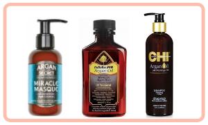 Arganöl Produkte