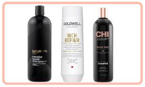 Shampoo per capelli danneggiati