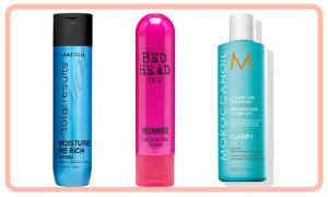Shampooing pour les cheveux secs