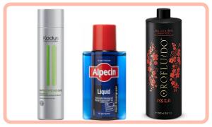 Shampoo contro la caduta dei capelli