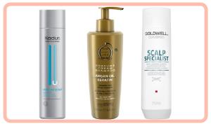Shampoo per cuoio capelluto sensibile