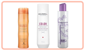 Color enhancing shampoo