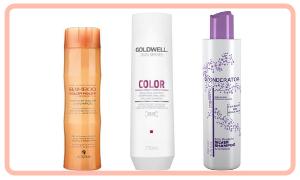 Kleurversterkende shampoo