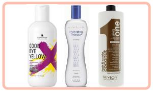 Shampoo without sulfates
