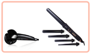 All curling iron