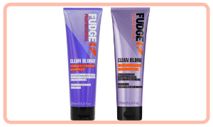 Fudge Clean Rubia Violeta Tonificante