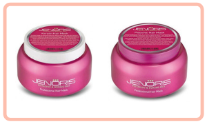 Jenoris Hair mask