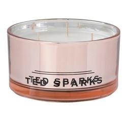 Ted Sparks Colección Metálica de Oro Rosa Magnum