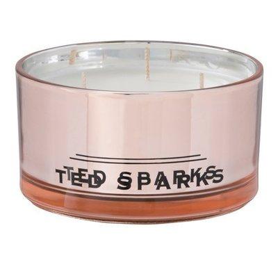 Ted Sparks Collection Metallic Magnum en or rose