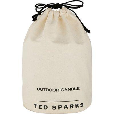 Ted Sparks Außenkerze Double Magnum