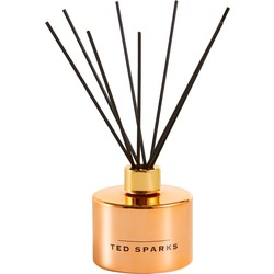 Ted Sparks Metallic Collection Rose Gold Diffusor