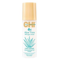 CHI Aloe Vera with Agave Nectar Moisturizing Curl Cream 147ml