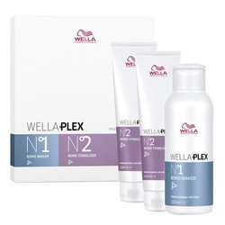 Wella Plex Small Kit Schritt Nr. 1 und Nr. 2