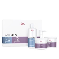 Wella Plex Big Kit Step Nr. 1 and Nr. 2