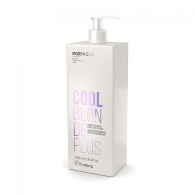 Framesi Morphosis Cool Blonde Plus Shampoo 1000ml