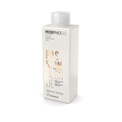 Framesi Morphosis Passion Blonde Shampoo 250ml