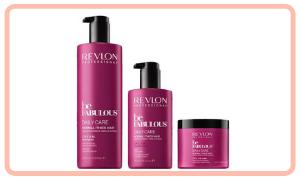 Revlon Be Fabulous Daily Care Cheveux épais normaux