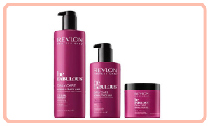 Revlon Be Fabulous Daily Care Pelo grueso normal