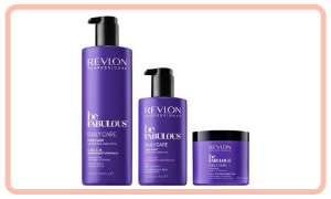 Revlon Be Fabulous Daily Care cabello fino