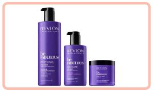 Revlon Be Fabulous Daily Care Cheveux fins