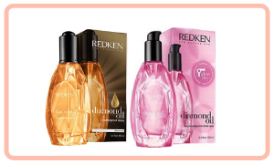 Redken hair oil