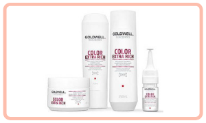 Goldwell Farbe extra reich