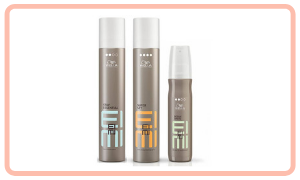 Wella Hair spray and spray