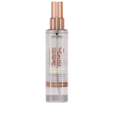 Schwarzkopf Blond Me Detox Sys Protect Spray 150ml