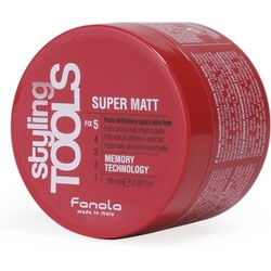 Fanola Styling Tools Super Matt Extra Strong Matt Paste 100ml