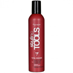 Fanola Styling Tools Total Mousse Extra Strong 400ml