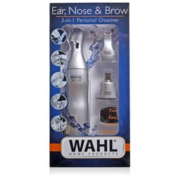 Wahl Nose Trimmer Wet And Dry Triple Head