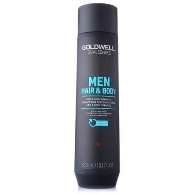 Goldwell Dualsenses For Men Hair & Body Shampoo 300ml
