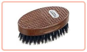 Schnurrbart und Bart Brushes