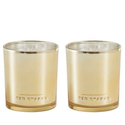 Ted Sparks Gold Fig & Honey Demi Duo Pack