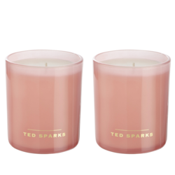 Ted Sparks Pink Champagne Demi Duo Pack
