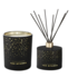 Ted Sparks Cinnamon and Spice Diffuser & Geurkaars Combi Pack