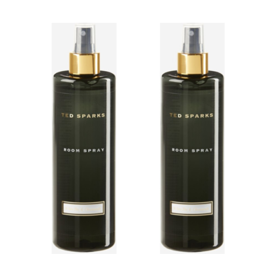 Ted Sparks White Tea and Chamomile Roomspray 2 Stuks
