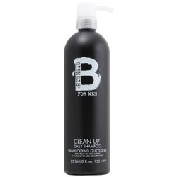 Tigi Bed Head For Men Clean Up Daily Shampooo Quotidien 750ml