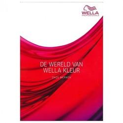 Wella Koleston / Color Touch Kleurkaart