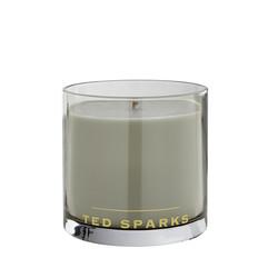 Ted Sparks Kerze im Freien Double Magnum Beige