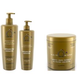 Imperity Shampooing et revitalisant JAD Gourmet + masque GRATUIT 1000 ml