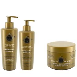Imperity Gourmet VIE Shampooing et Revitalisant + Masque Libre 250ml