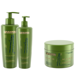 Imperity Shampoing et revitalisant Mi Dollo Di Bamboo + Masque GRATUIT 250 ml