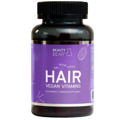 Beauty Bear Hair Vitamins 150gr