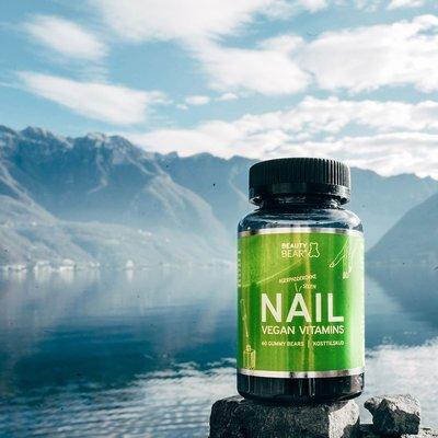 Beauty Bear Vitamines à ongles 150gr