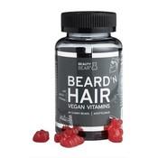 Beauty Bear Beard & Hair Vitamines 150gr