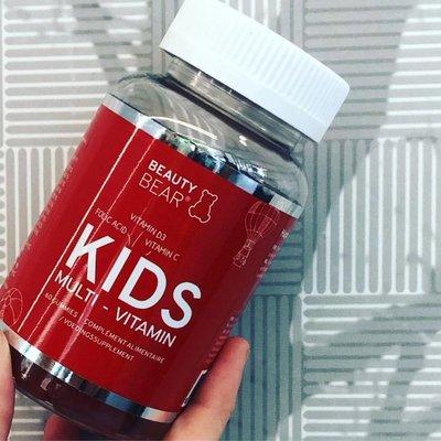 Beauty Bear Kids Vitamines 150gr